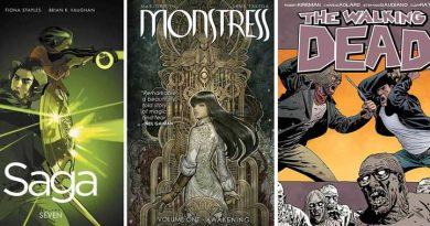 Top 25 Books 2017 - Diamond Book Distributors