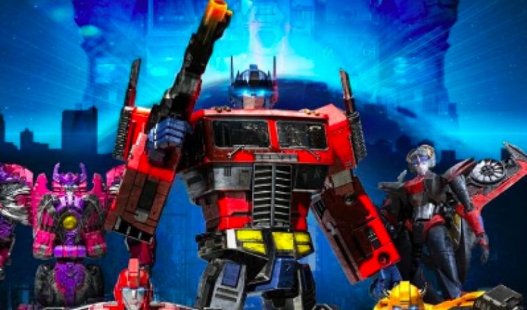 Transformers Autobot Alliance. Photo: PRNewsfoto/ Cityneon Holdings Limited SNIP