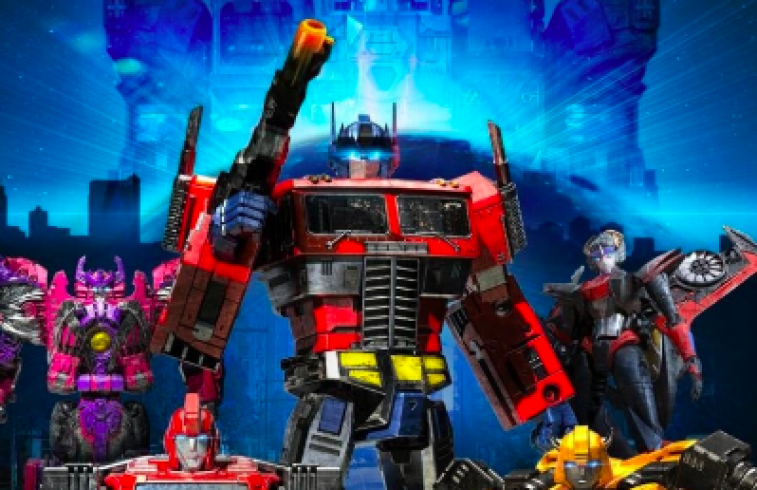Transformers Autobot Alliance. Photo: PRNewsfoto/ Cityneon Holdings Limited SNIP