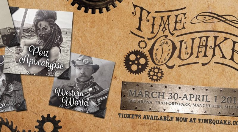 TimeQuake Steampunk Festival