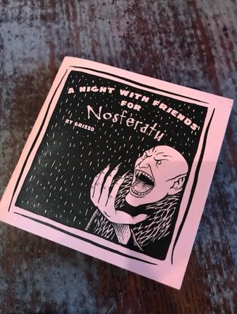 A Night With Friends For Nosferatu
