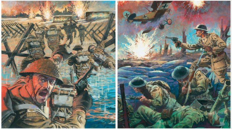 Classics Illustrated World War Specials