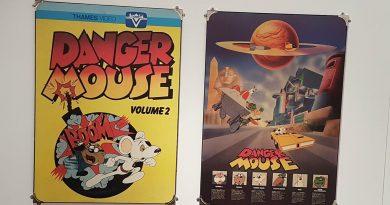 Danger Mouse exhibit