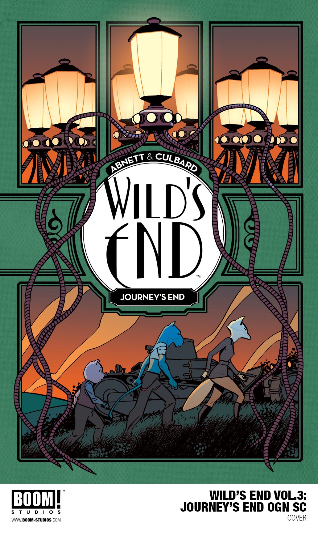 Wild's End - Journey's End