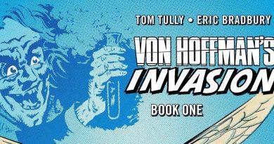 Von Hoffman's Invasion Book One SNIP