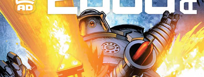 2000AD 2067 - Cover -SNIP