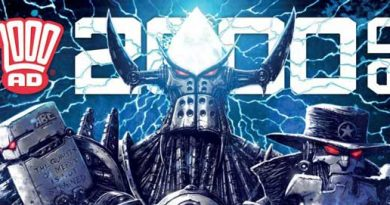2000AD 2069 - Cover SNIP