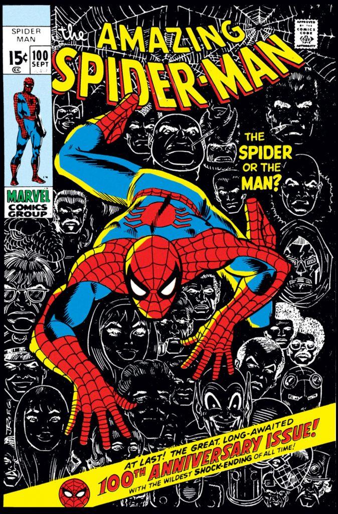 Amazing Spider-Man Volume 1 #100