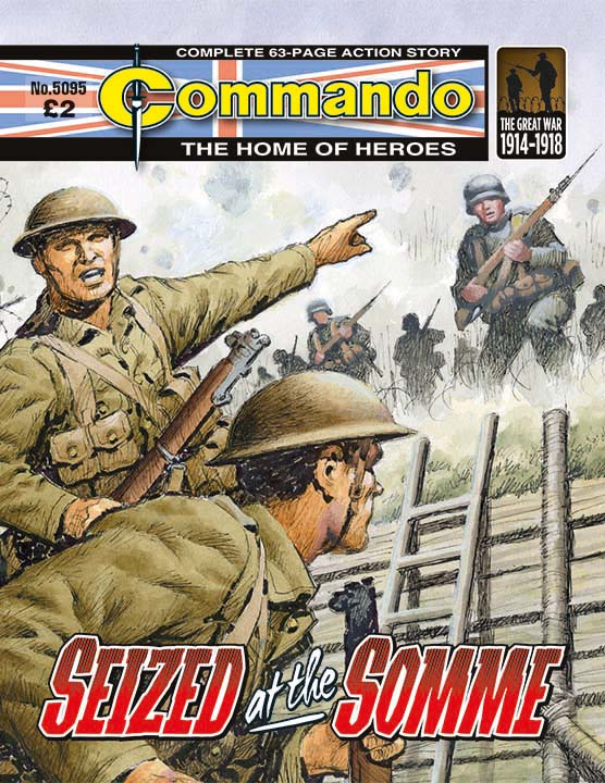 Commando 5095: Home of Heroes - Seized at the Somme