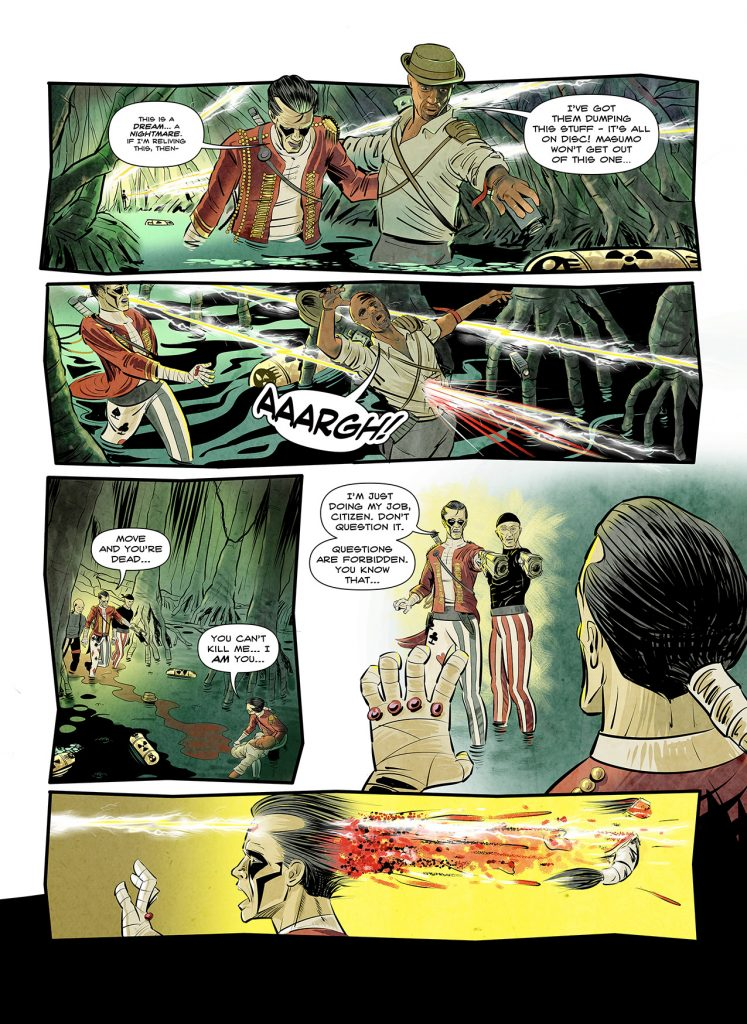 Death Duty: Renegade - Preview Page 2