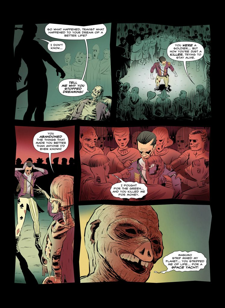 Death Duty: Renegade - Preview Page 3