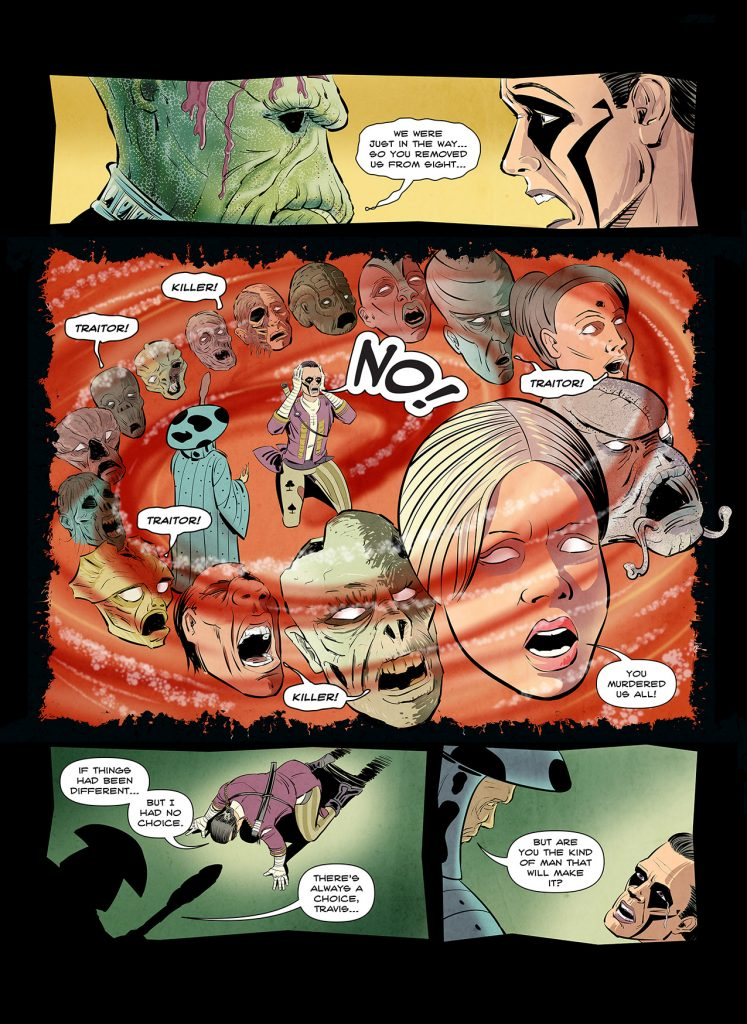 Death Duty: Renegade - Preview Page 4