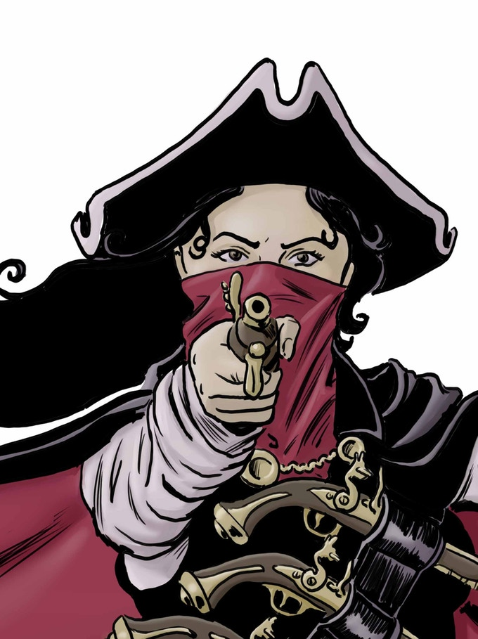 Flintlock Book 3 - Lady Flintlock