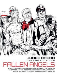 Judge Dredd Mega Collection Issue 80 - Fallen Angels