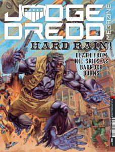 Judge Dredd Megazine 393 -Cover