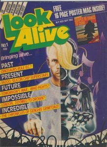 Look Alive Issue 1 - 1982