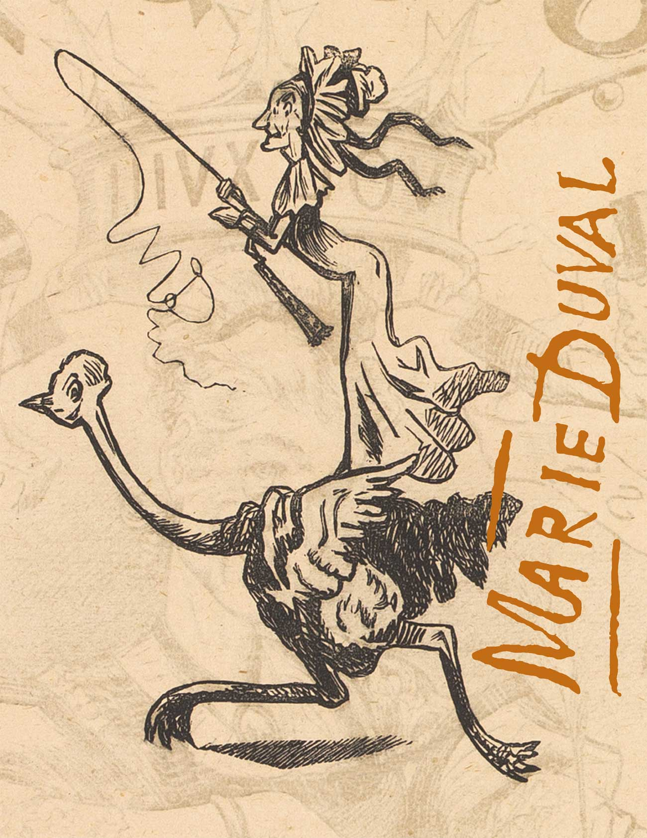 Marie Duval - Cover