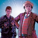 Doctor Who: The Seventh Doctor - Operation Volcano #1 - Cover by Christopher Jones SNIP