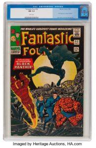 Fantastic Four #52 (Marvel, 1966)