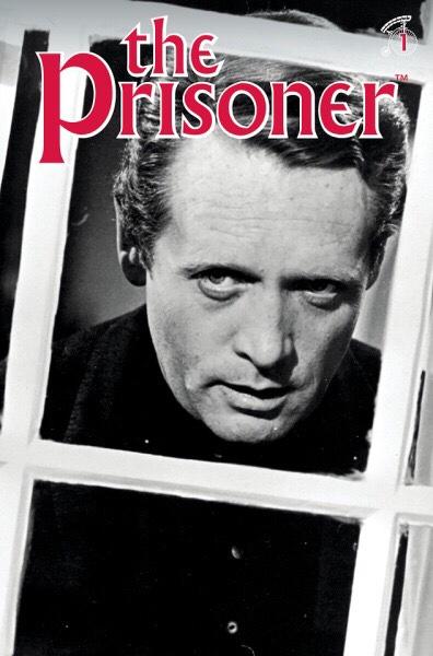 The Prisoner #1 Cover B: Photo