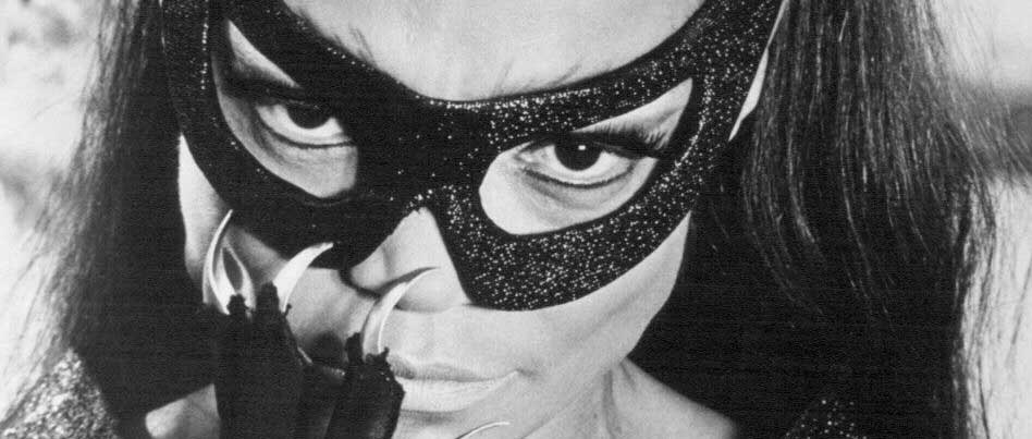 Eartha Kitt as Catwoman SNIP