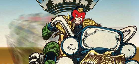 Journey Planet 39 - Judge Dredd - Cover SNIP