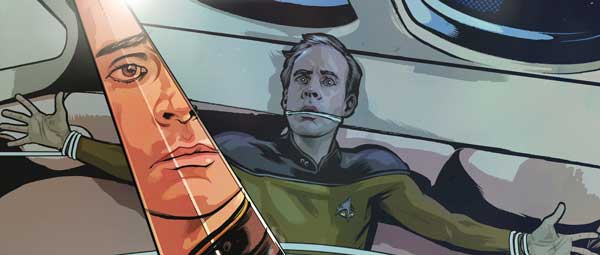 Star Trek: The Next Generation: Terra Incognita SNIP