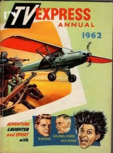TV Express Annual 1962 - Cover