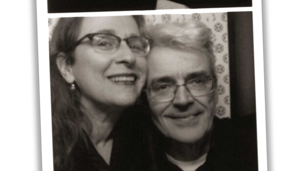 Audrey Niffenegger and Eddie Campbell © Audrey Niffenegger