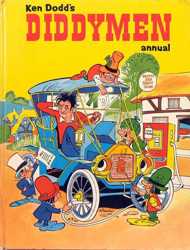 Ken Dodd's Diddymen Annual - 1969