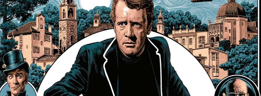 The Prisoner #1 - Vice Press Cover by Chris Weston SNIP