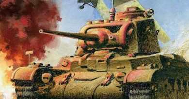 Commando 5111: Home of Heroes - A Tank Called Tempest SNIP