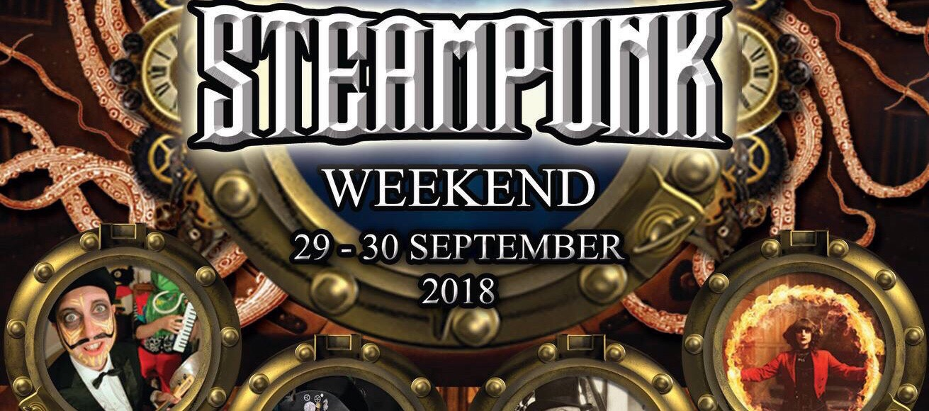 Subaquatic Steampunk Weekend Poster 2018 SNIP