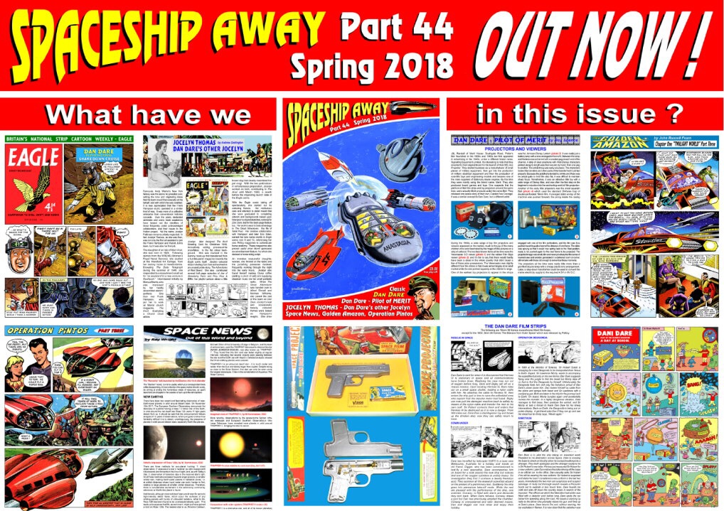Spaceship Away 44 Promo