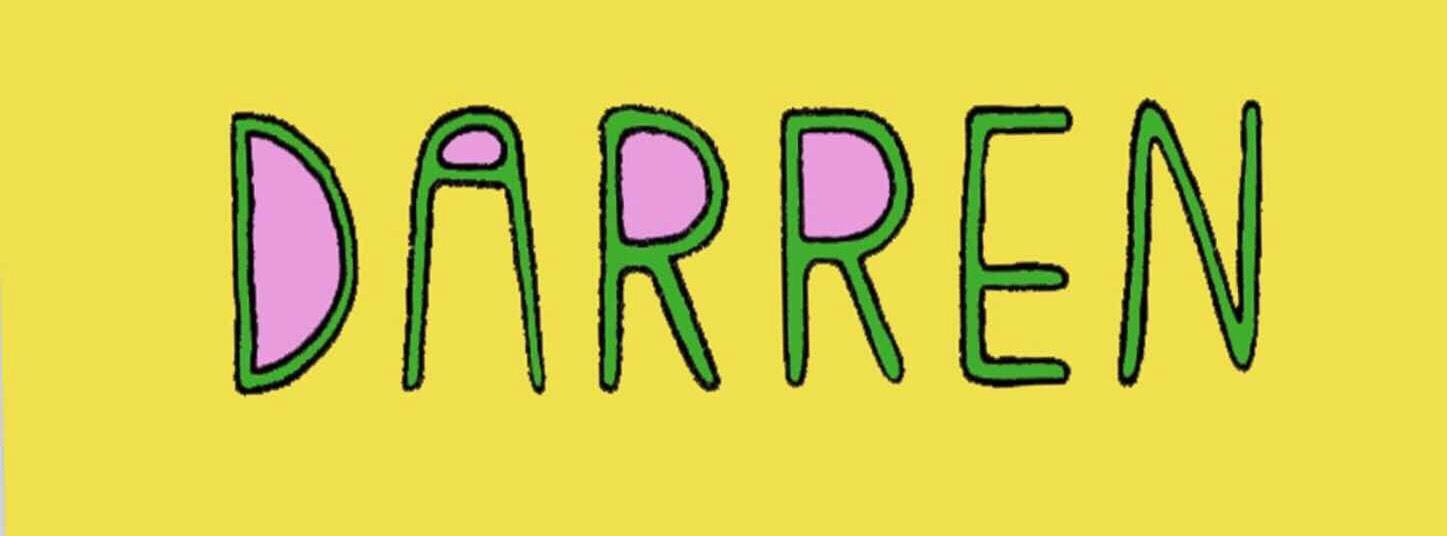Darren by Stanley Miller