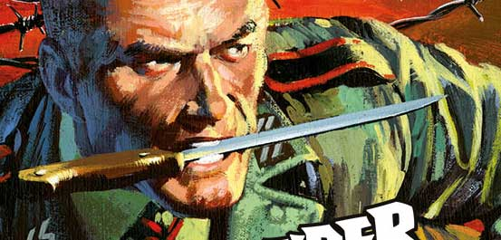 Commando 5124: Gold Collection: Under the Wire -SNIP
