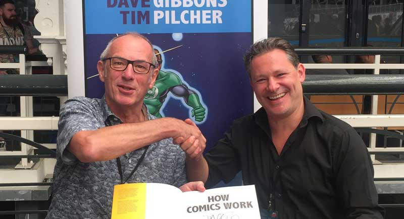 Dave Gibbons and Tim Pilcher - SNIP