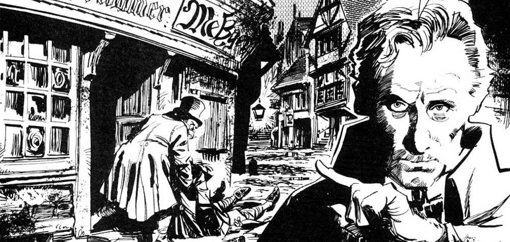 House of Hammer - Van Helsing's Terror Tales - One Man's Meat SNIP