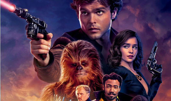 Solo: A Star Wars Story - Poster SNIP