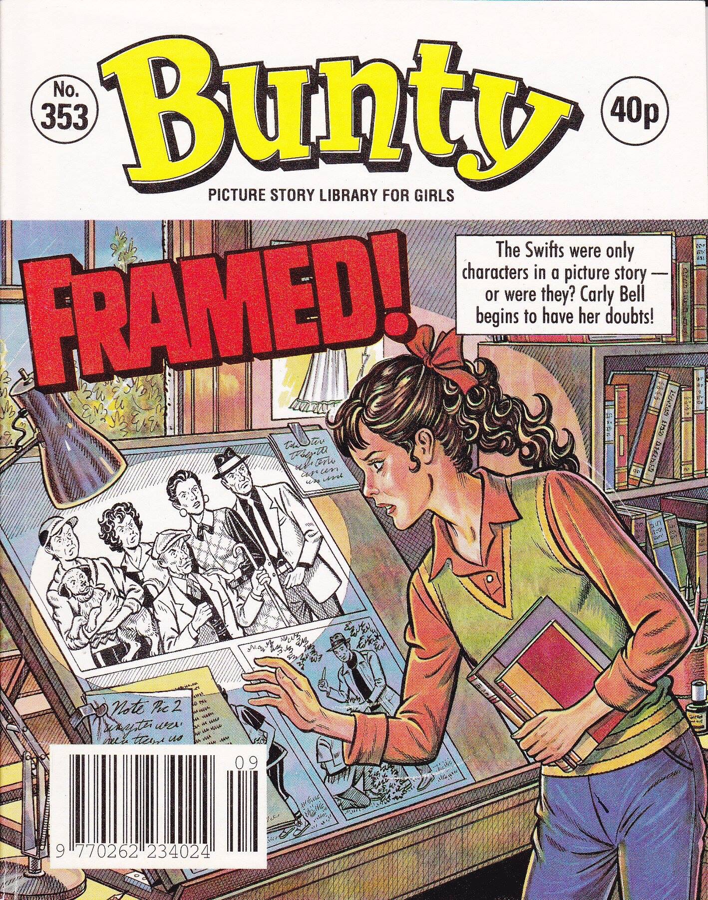 Bunty Library Issue 353