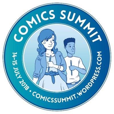 Comics Summit 2018 - 14th - 15th July
