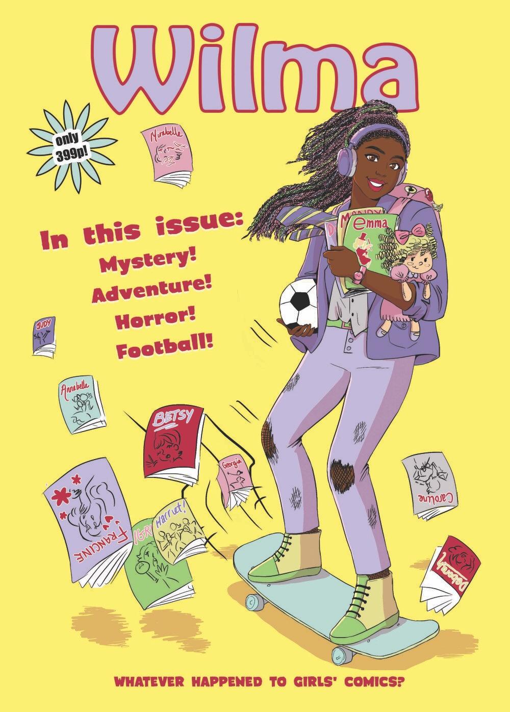 Wilma - Comics Anthology