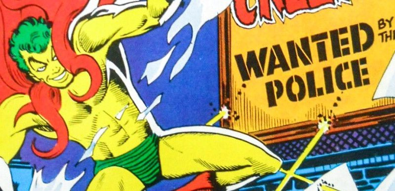 DC Showcase #73 - featuring the Creeper by Steve Ditko SNIP