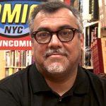 Gilbert Hernandez by Luigi Novi