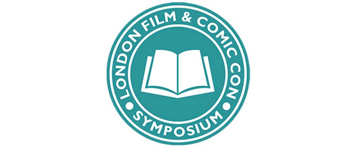 London Film and Comic Con Comics Symposium Logo