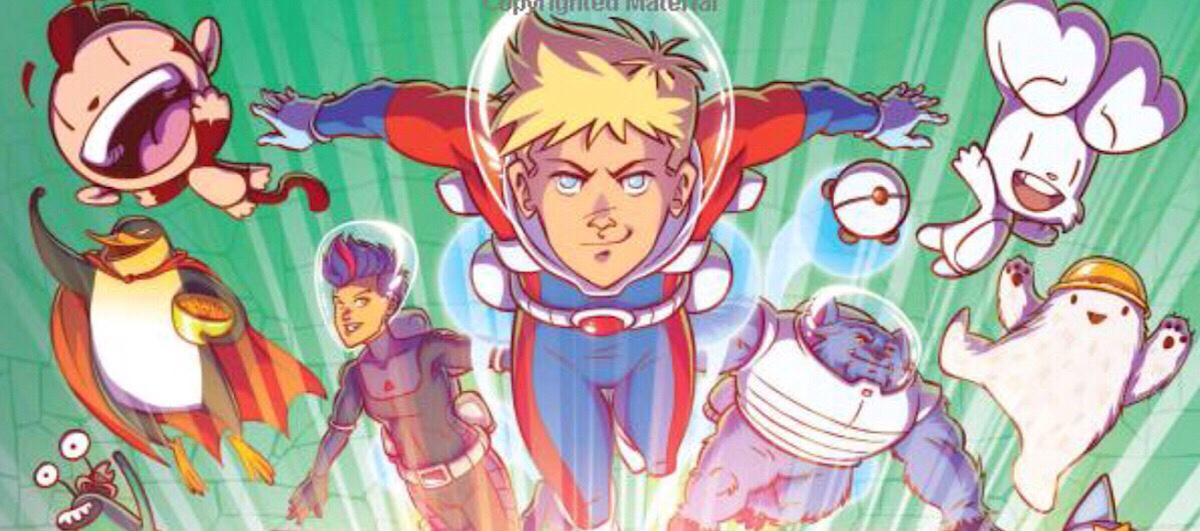 Phoenix Colossal Comics Collection SNIP