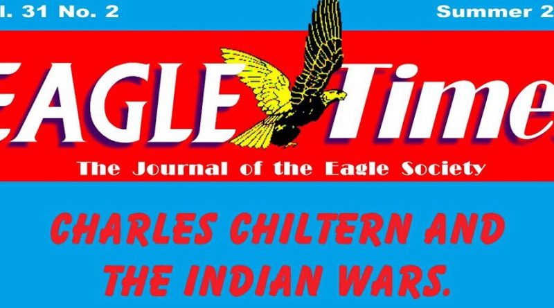 Eagle Times Volume 32 Number Two SNIP