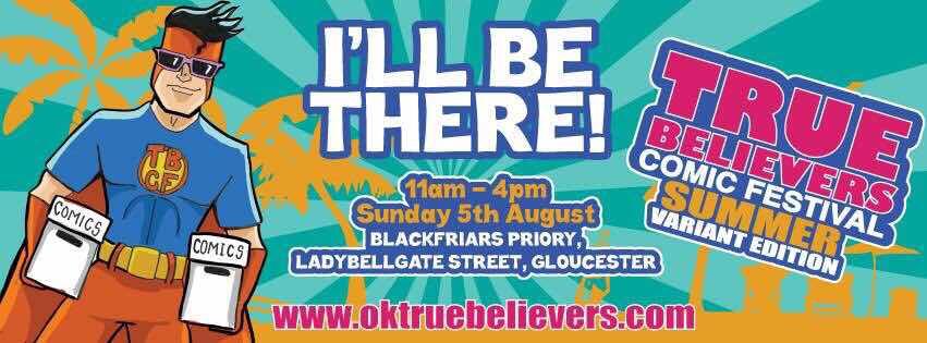 True Believers Comic Festival: Summer Variant Edition 2018