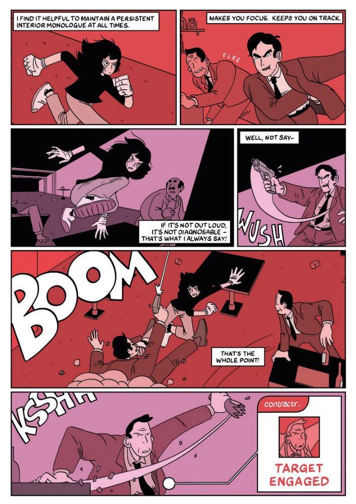 'Battery Acid' by Josh Hicks