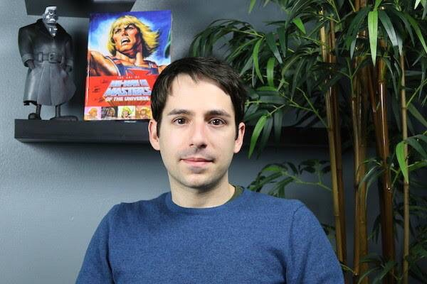 Dark Horse Comics editor Daniel Chabon